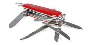 Découvrez le Couteau suisse