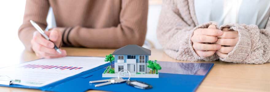 Trouver maison à vendre
