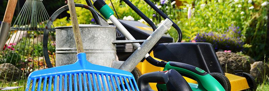 Materiel de jardinage