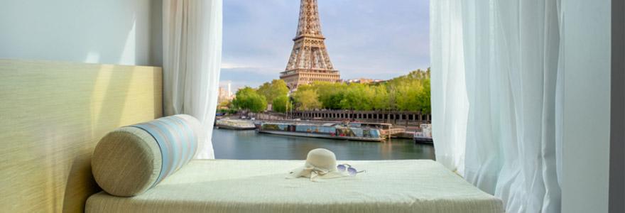Sejourner dans un hotel 4 etoiles a Paris 8
