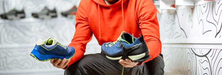 choisir les bonnes chaussures de tennis