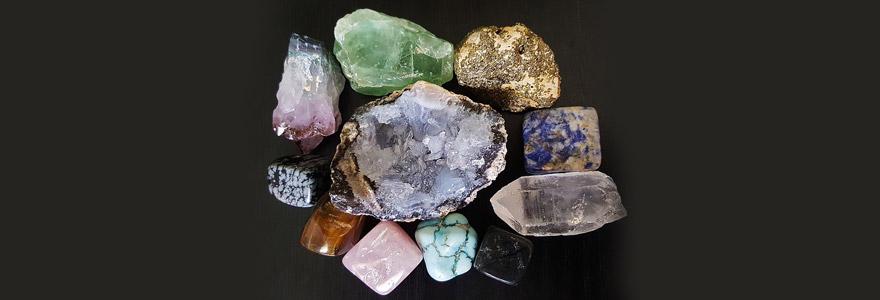 pierres et minéraux lithothérapie vertus et bienfaits