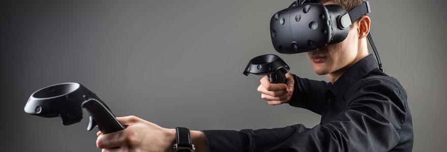 accessoires de réalité virtuelle