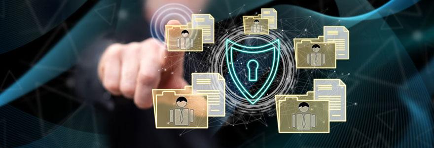Sécurité données personnelles