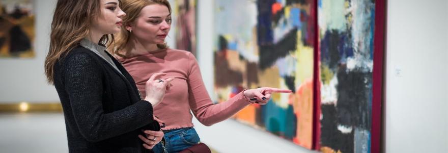 Comment devenir galeriste
