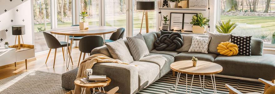 Meubler sa maison sans se ruiner en optant pour l'achat en ligne