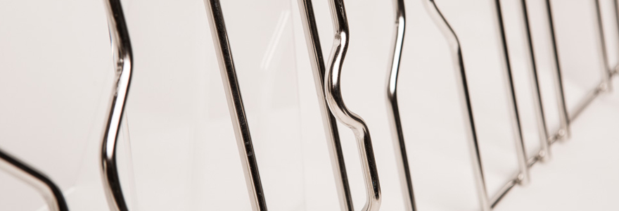 pièces et travail du fil métallique