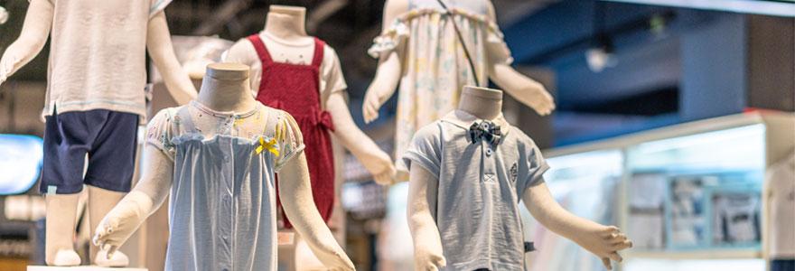 vêtements d'enfant