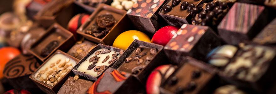 Acheter des coffrets chocolat en ligne