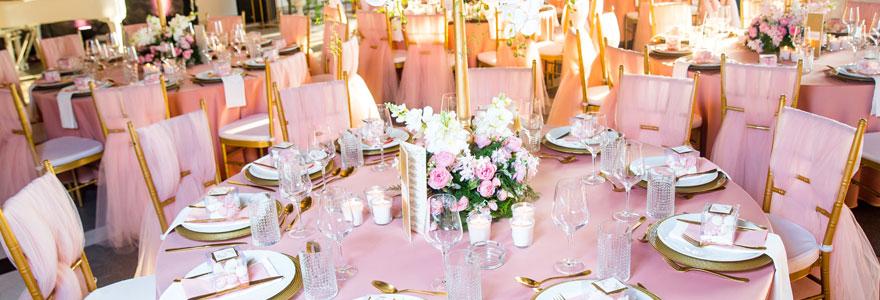 Articles de décoration de table et de salle