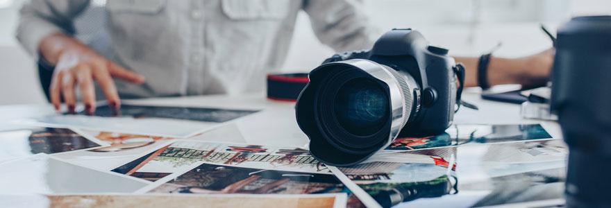 Impression photo en ligne