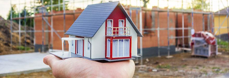 Construction d'une maison à Challans